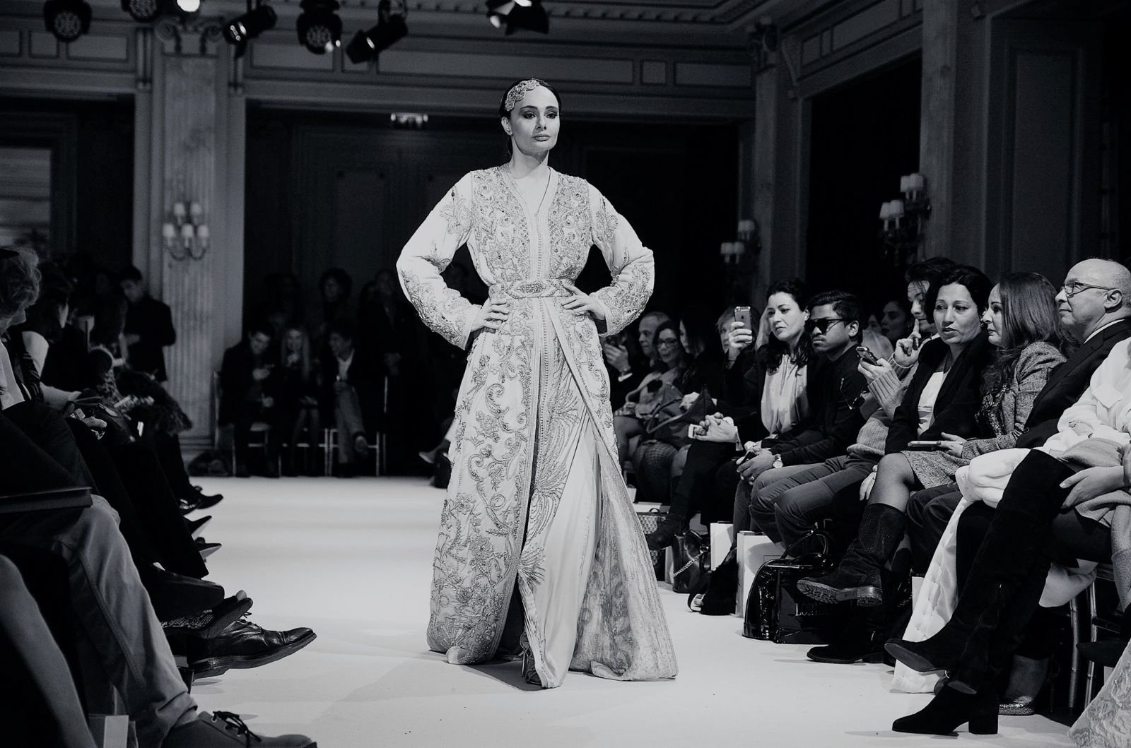 Paris Haute Couture Fashion Week - Filali Couture