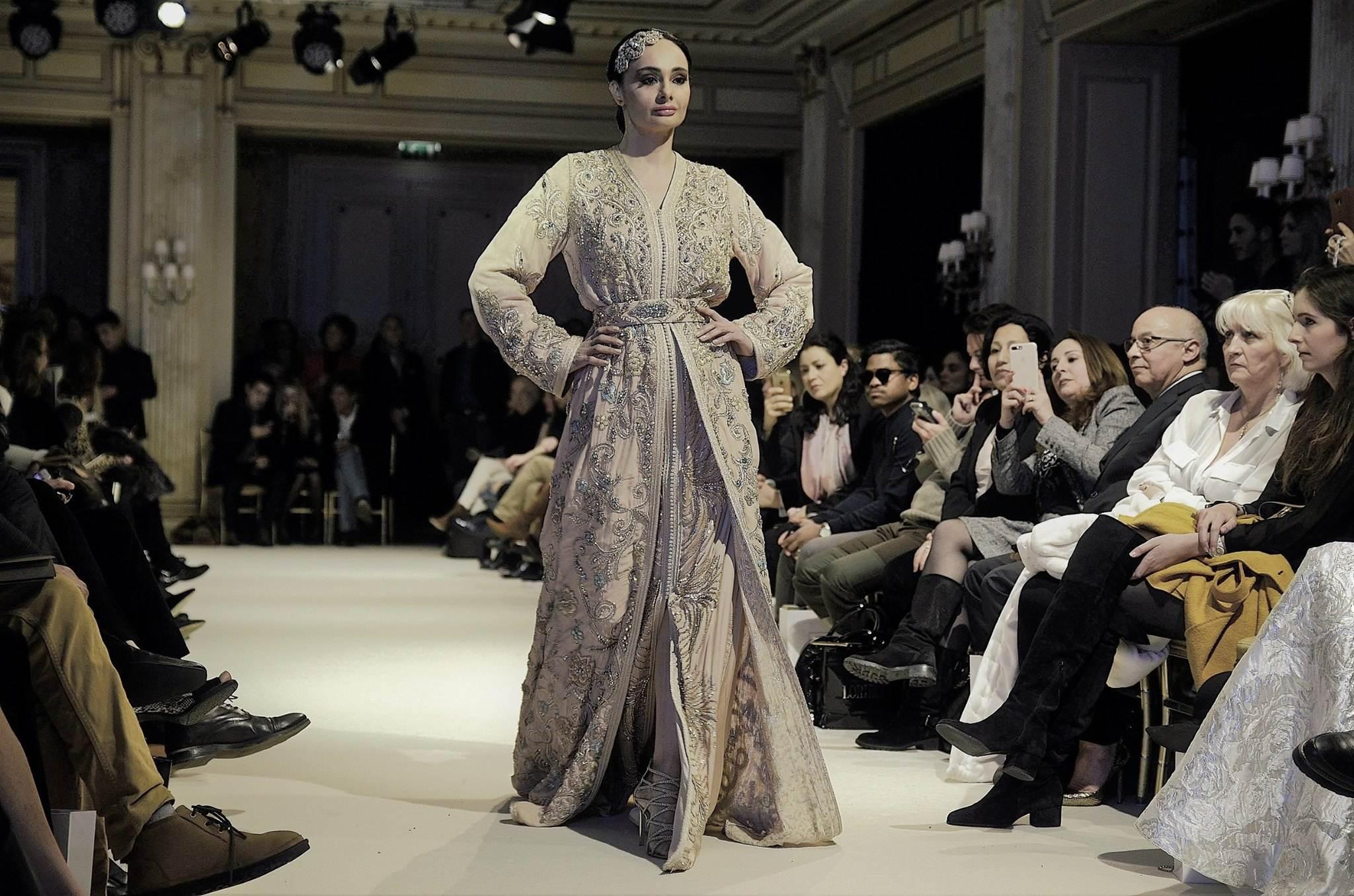 Paris Haute Couture Fashion Week - Filali Couture