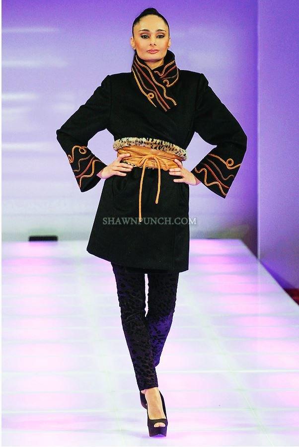 New York Fashion Week- Y By Yasmine