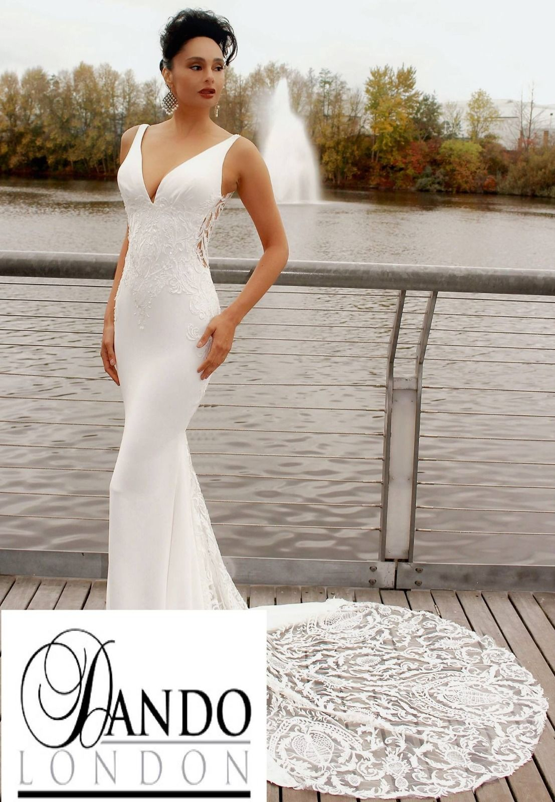 Dando London Bridals Lookbook