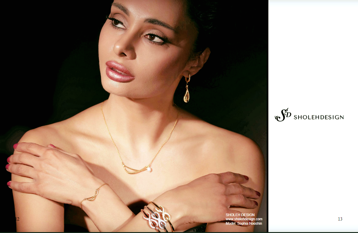 Sholeh Design Jewellery