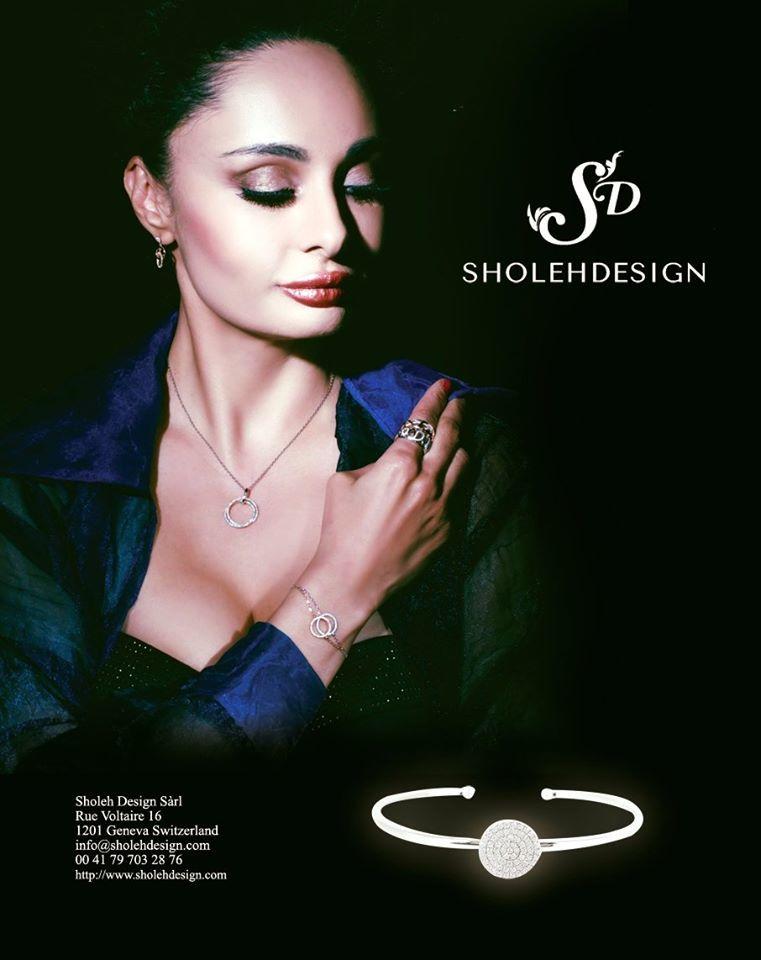 Sholeh Design Jewellery