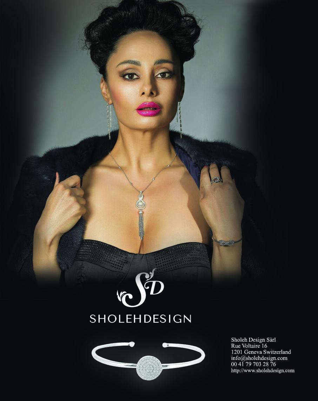 JWM Jewellery Magazine - Sholeh Design
