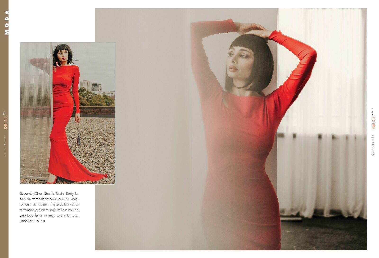 Avenue Rouge Magazine