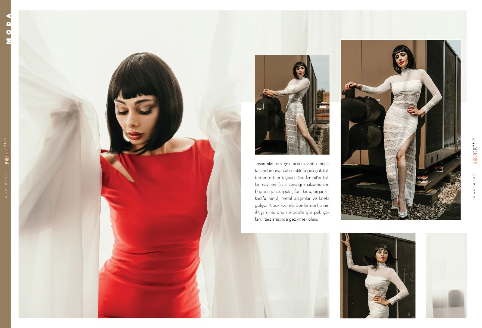 Avenue Rouge Magazine