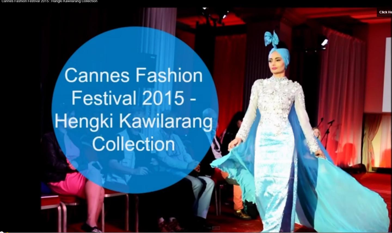 Cannes Fashion Festival - Indonesian Creative Hub