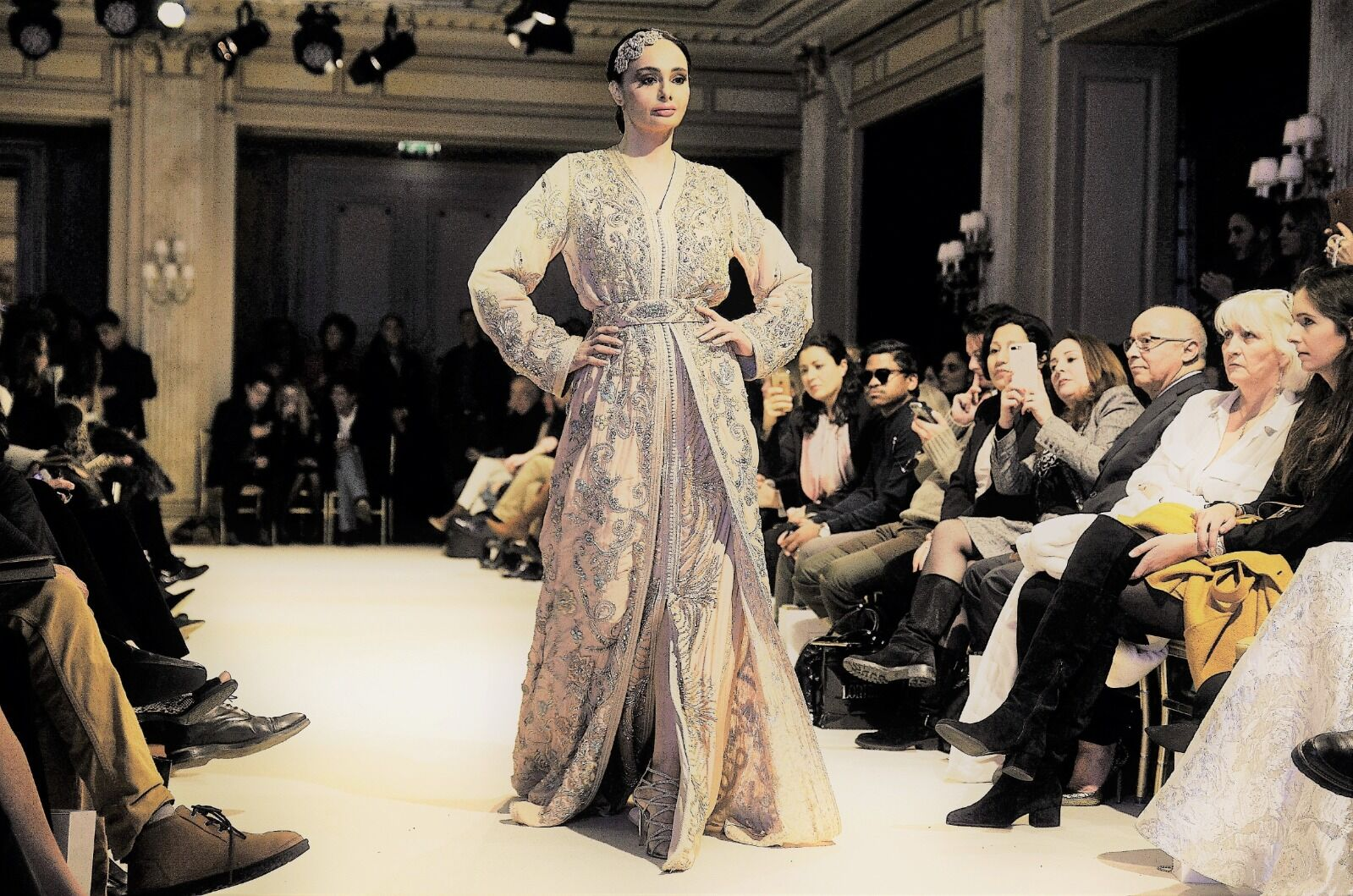Paris Haute Couture Fashion Week - Fatim Filali Idrissi