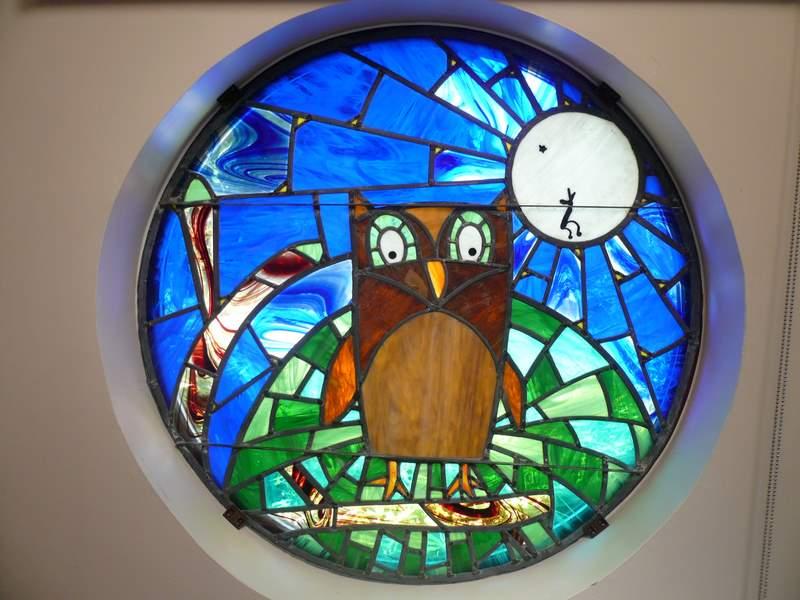 Allenby Owl