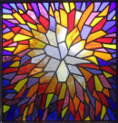Colour burst window
