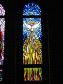 Trinity Windows, Holy Spirit