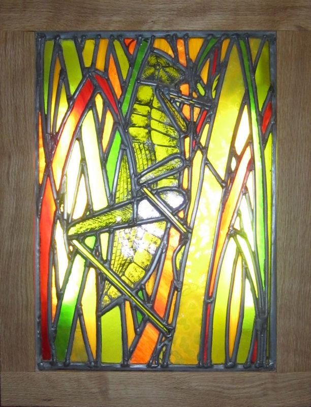 Grasshopper Light Box
