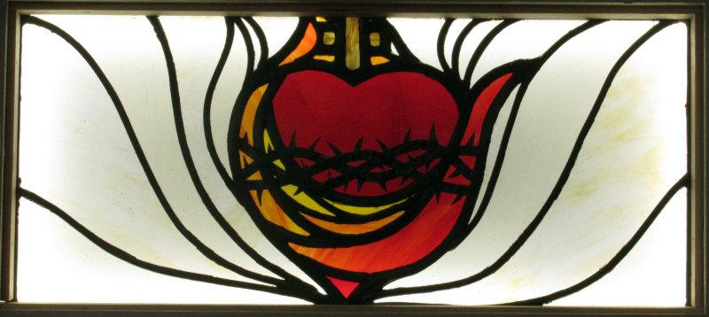 Sacred Heart, door light