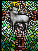 Trinity Windows, The Lamb of God