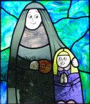 St Jeanne Antide