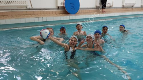 Water Polo fun