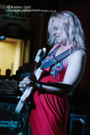 CHANTEL McGREGOR (BAND) - ZEPHYR LOUNGE, LEAMINGTON SPA 2014