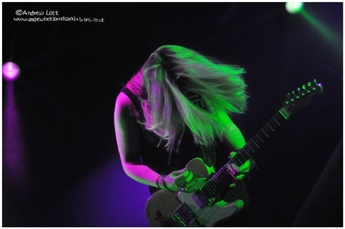JOANNE SHAW TAYLOR - LEAMINGTON ASSEMBLY 2010