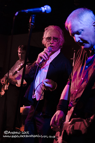 THE DT'S WITH STEVE GIBBONS - ZEPHYR LOUNG 2013