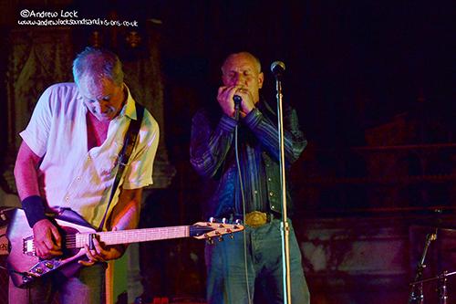 STEVE WALWYN AND FREINDS - ZEPHYR LOUNGE 2012