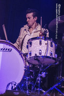 (LAURENCE JONES BAND) - LEAMINGTON ASSEMBLY 2016