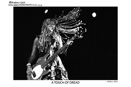 """""""A TOUCH OF DREAD"""""""