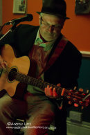 BOB COOPER - THE CLARENDON, LEAMINGTON SPA 2014