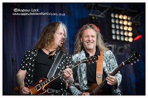 CATS IN SPACE - CROPREDY 2017