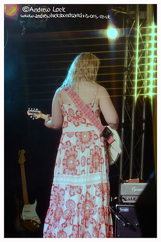 CHANTAL McGREGOR - CAMBRIDGE ROCK FESTIVAL 2011