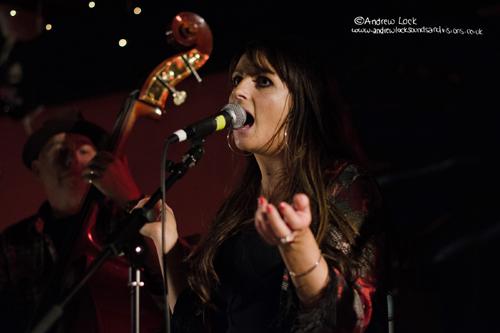 CHERRY LEE MEWIS - ZEPHYR LOUNGE, LEAMINGTON SPA 2013