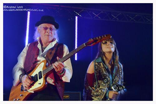 WITH DEL BROMHAM - CAMBRIDGE ROCK FESTIVAL 2013