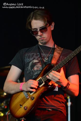 HEKZ - CAMBRIDGE ROCK FESTIVAL 2013