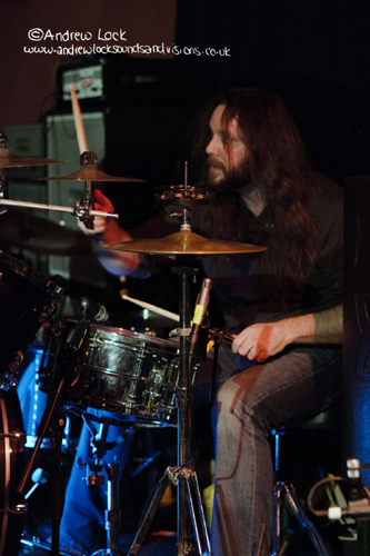 DEL BROMHAM (BAND) - ZEPHYR LOUNGE, LEAMINTON SPA 2013
