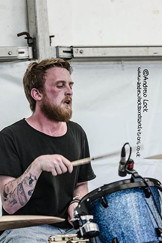 GRASSROUTES - LEAMINGTON PEACE FESTIVAL 2017