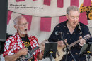THE SPA STRUMMERS - ART IN THE PARK FESTIVAL, LEAMINGTON SPA 2018