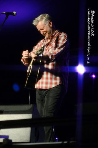 BILLY BRAGG - WARWICK FOLK FESTIVAL 2015