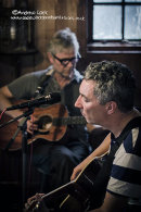 THE FREEWHEELIN' - THE CASTLE INN, ST. IVES, CORNWALL 2015