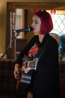 ROSIE SAMARAS - PLOUGH AND HARROW BEER FESTIVAL 2016, LEAMINGTON SPA