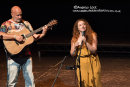 AMY KAKOURA WITH KEITH DONNELLEY - THE 'I CAN'T BELIEVE IT'S NOT FOLK' SONG CONTEST (SONGS OF ELVIS) - WARWICK FOLK FESTIVAL 2019