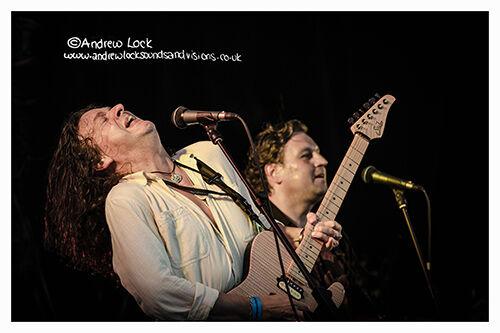 HEATHER FINDLAY (BAND) - CAMBRIDGE ROCK FESTIVAL 2012