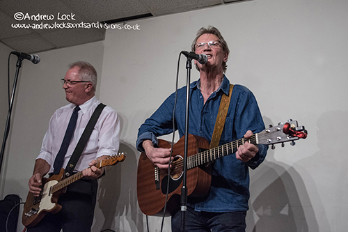 STEVE WALWYN AND FRIENDS - THE OAK HOUSE SPORTS AND SOCIAL CLUB, LEAMINGTON SPA 2018