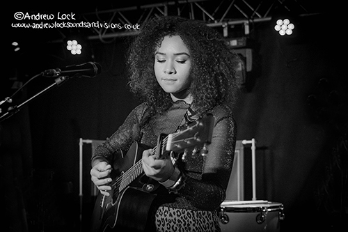 TAYLOR-LOUISE - THE ZEPHYR LOUNGE, LEAMINGTON SPA 2018