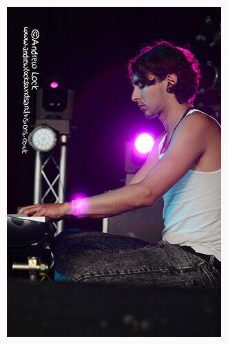BEN POOLE (BAND) - CAMBRIDGE ROCK FESTIVAL 2013