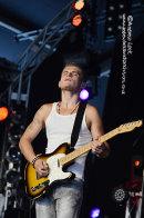 THE BEN POOLE BAND - CAMBRIDGE ROCK FESTIVAL 2013