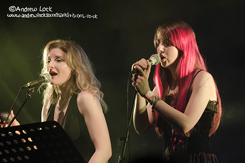 (WITH HEATHER FINDLAY)  - LEAMINGTON ASSEMBLY 2015