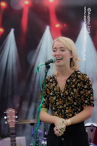 KITTY MACFARLANE - CATALAN RESTAURANT, WARWICK FOLK FESTIVAL 2018