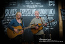 JOHN WRIGHT AND HILARY WILSON - DRAPERS BAR AND GRILL, COVENTRY OPEN MIC 2016