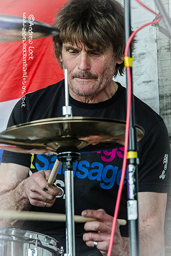 THE SAM POWELL BLUES BAND - GRISTFEST 2016, THE GRIST MILL, LEAMINGTON SPA