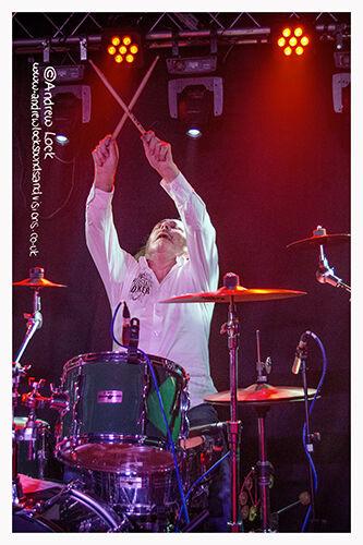JOHN COGHLAN'S QUO - ZEPHYR LOUNGE, LEAMINGTON SPA 2017