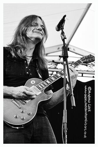 LARRY MILLER - CAMBRIDGE ROCK FESTIVAL 2010