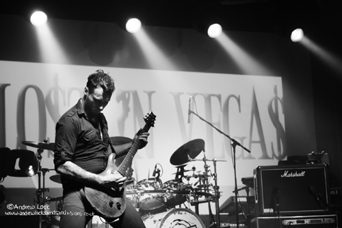 LOST IN VEGAS - LEAMINGTON ASSEMBLY 2014